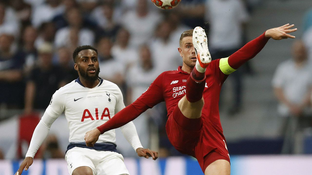 Jordan Henderson (FC Liverpool) - Bildquelle: Imago