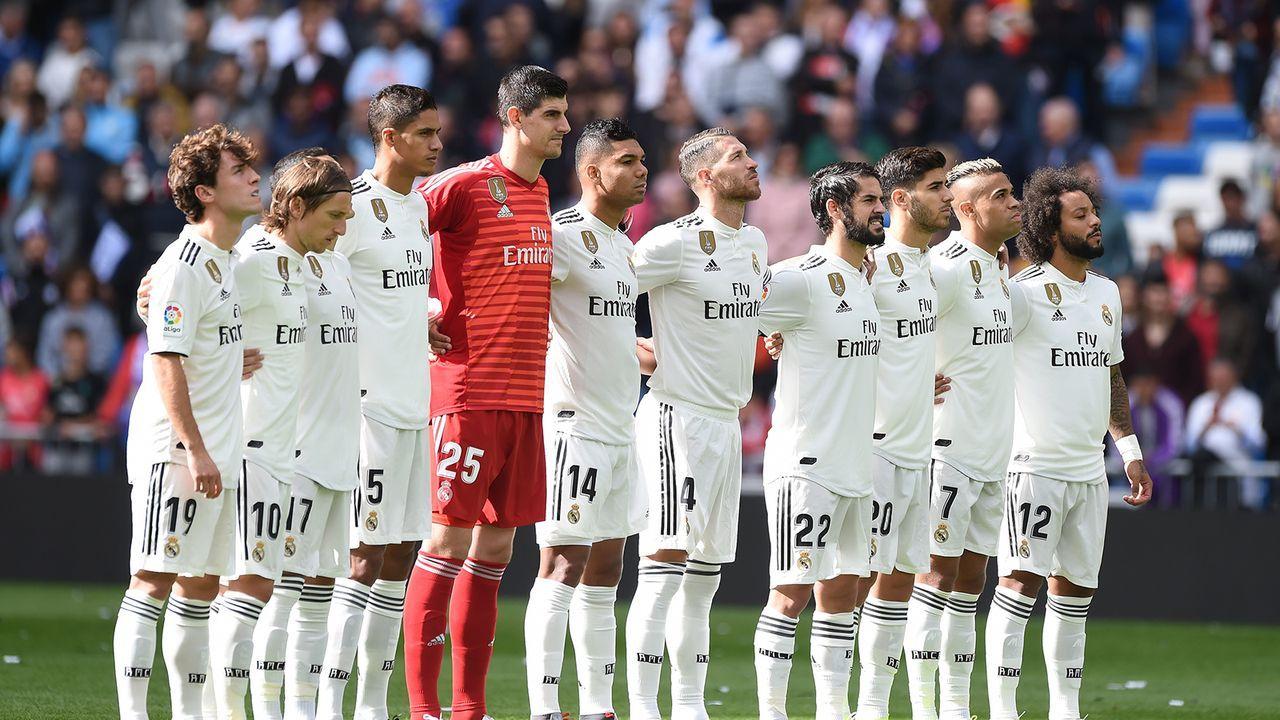 Real Madrid zeigt Interesse am eSports - Bildquelle: 2018 Getty Images