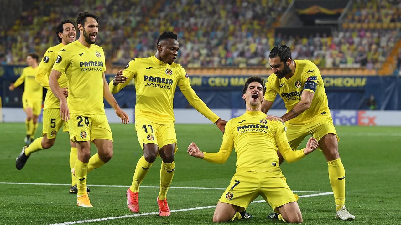 FC Villarreal (Platz 5 in La Liga) - Bildquelle: Getty