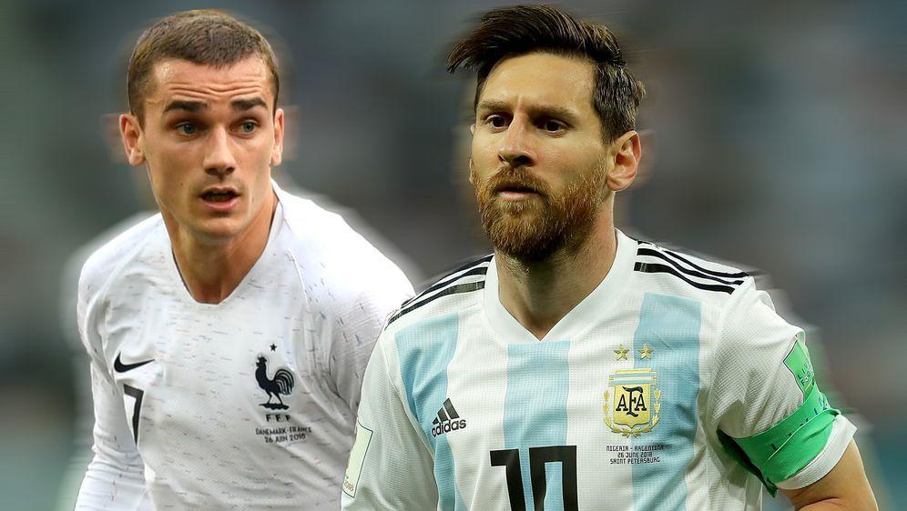 Frankreich Argentinien Live Stream