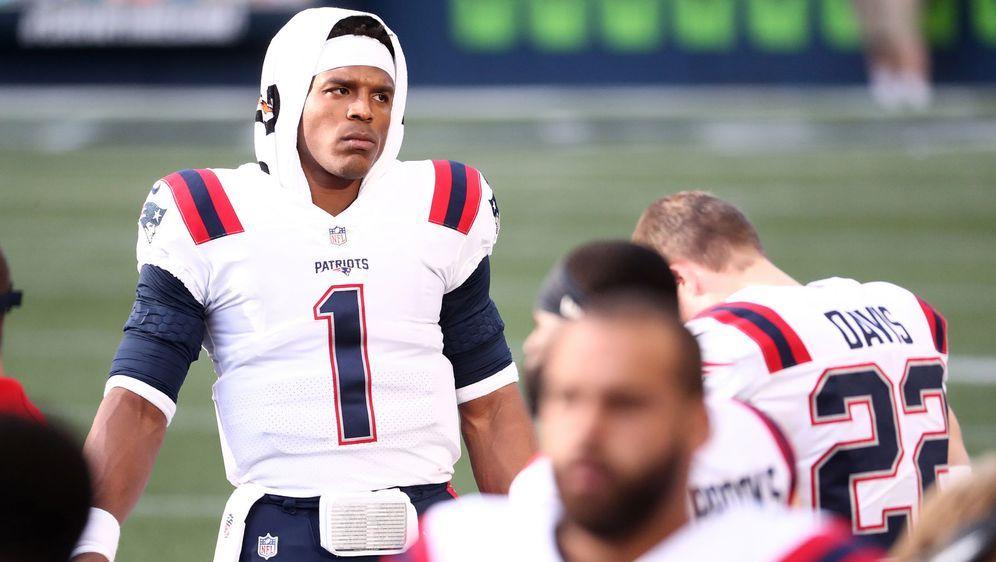 Newton wurde als erster Spieler im Draft 2011 ausgewählt. - Bildquelle: 2020 Getty Images