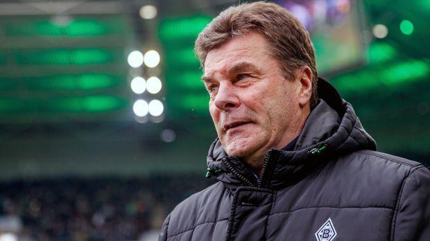 Dieter Hecking (Borussia Mönchengladbach) - Bildquelle: 2018 Getty Images