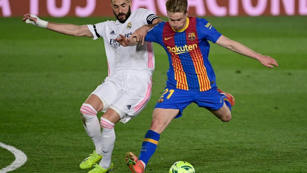 Barca und Real stemmen sich gegen Teilverkauf von LaLiga - Bildquelle: AFPSIDJAVIER SORIANO