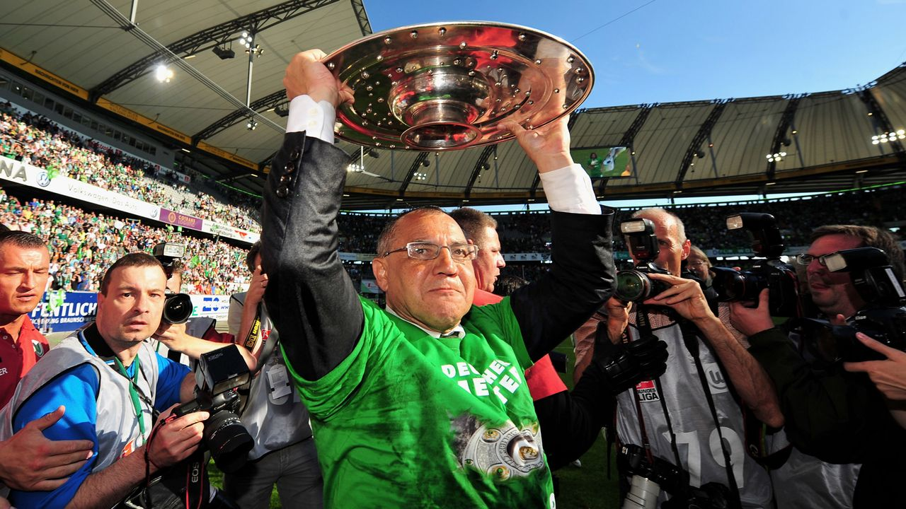 Trainer: Felix Magath - Bildquelle: Getty