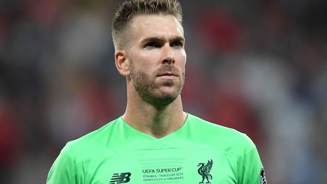 Adrian (FC Liverpool) - Bildquelle: getty