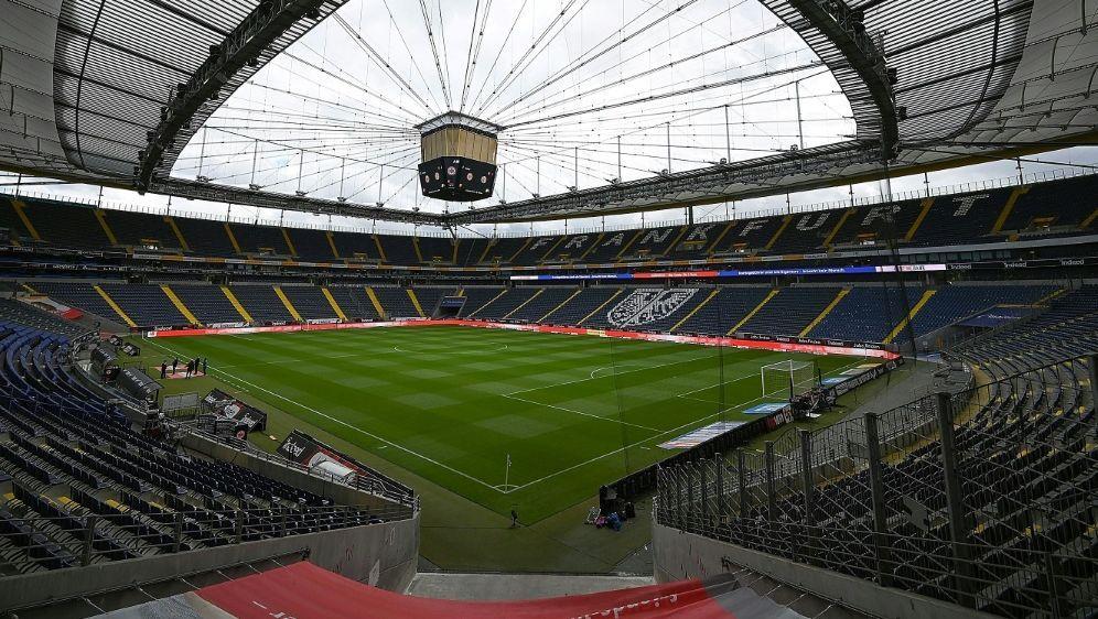 """Die Eintracht bleibt Hauptmieter des """"Waldstadions"""" - Bildquelle: PIXATHLONPIXATHLONSID"""