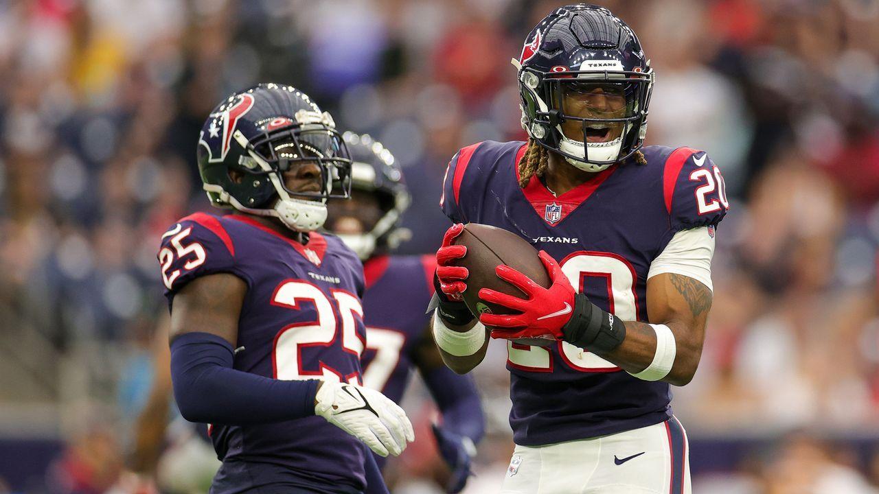 Draft-Pick 3: Houston Texans - Bildquelle: 2021 Getty Images