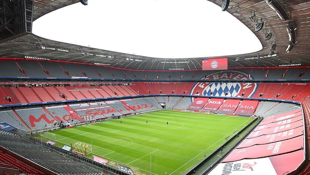 Die Allianz Arena ist Austragungsort bei der EM 2021. - Bildquelle: 2021 Getty Images