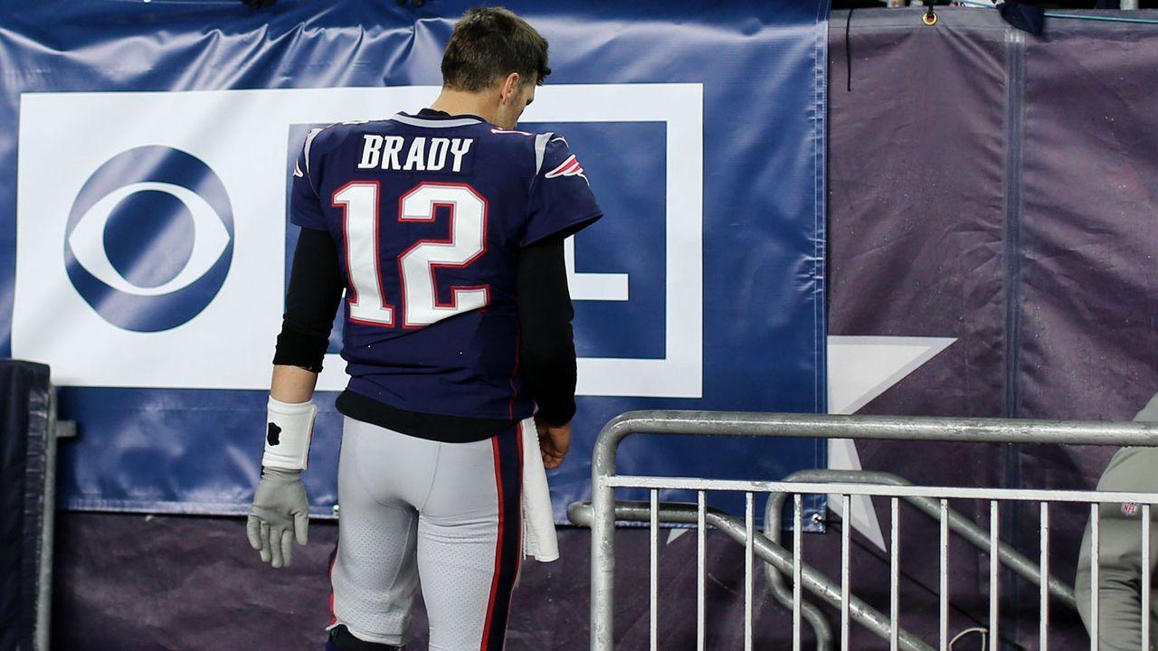 Wer folgt bei den New England Patriots auf Tom Brady? - Bildquelle: Getty Images