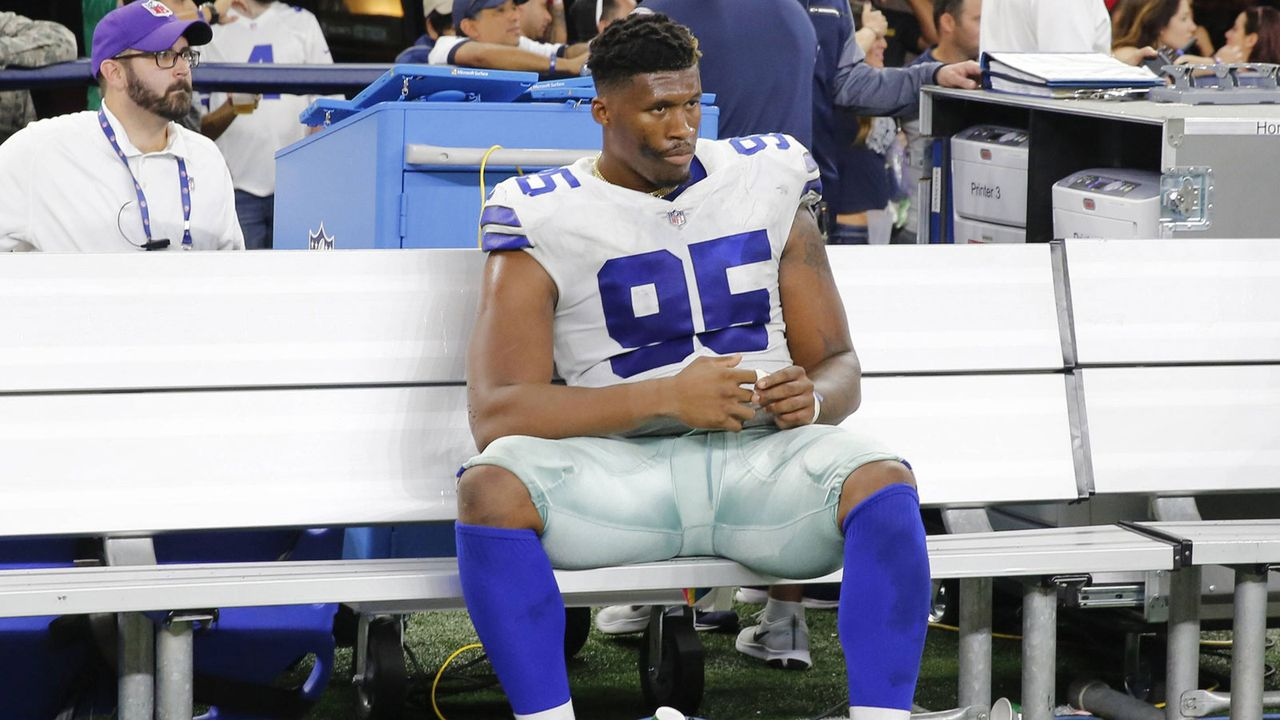 David Irving (Las Vegas Raiders) - Bildquelle: imago/ZUMA Press