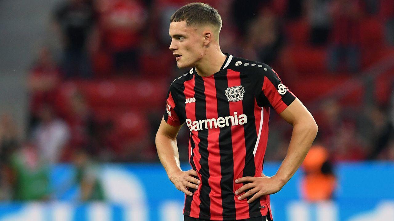 Florian Wirtz (Bayer Leverkusen) - Bildquelle: imago images/Revierfoto