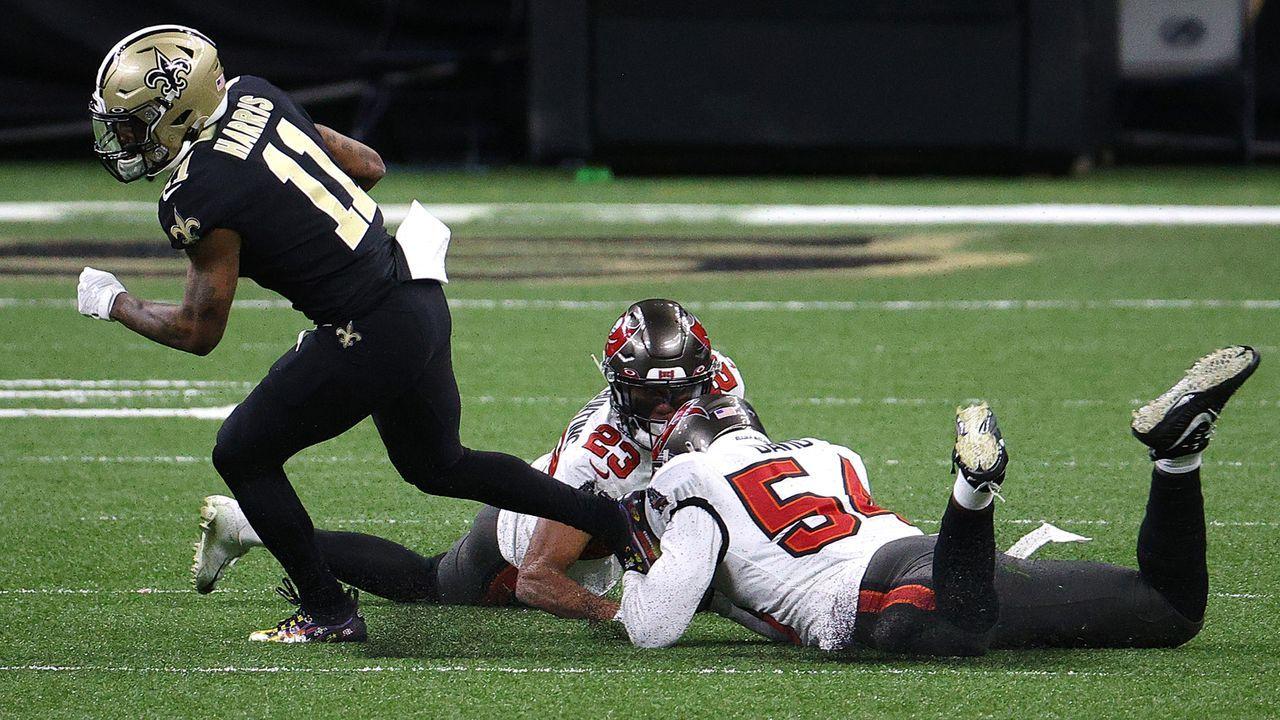 Deonte Harris (New Orleans Saints) - Bildquelle: 2021 Getty Images