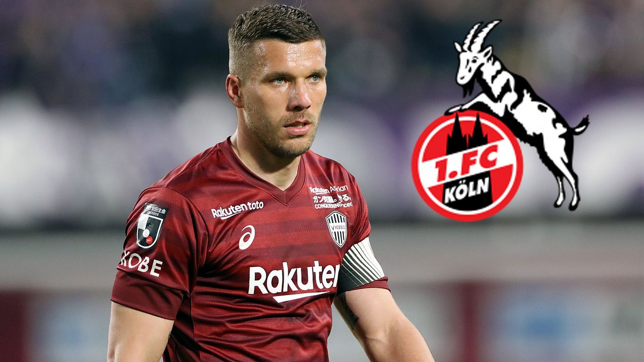 Lukas Podolski (Vissel Kobe) - Bildquelle: imago images/AFLOSPORT