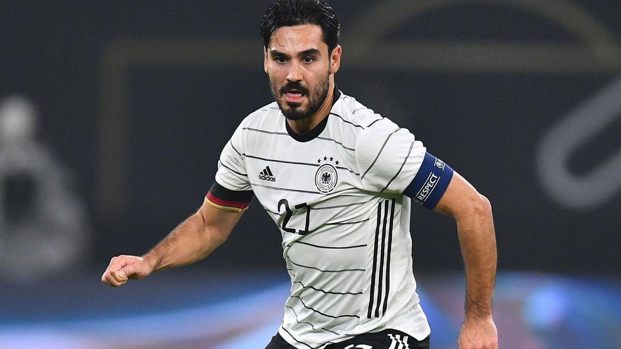 Mittelfeld: Ilkay Gündogan (Manchester City) - Bildquelle: Getty Images