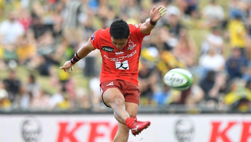 Saisonstart in Japans Rugby-Liga verschiebt sich - Bildquelle: AFPSIDMARTY MELVILLE