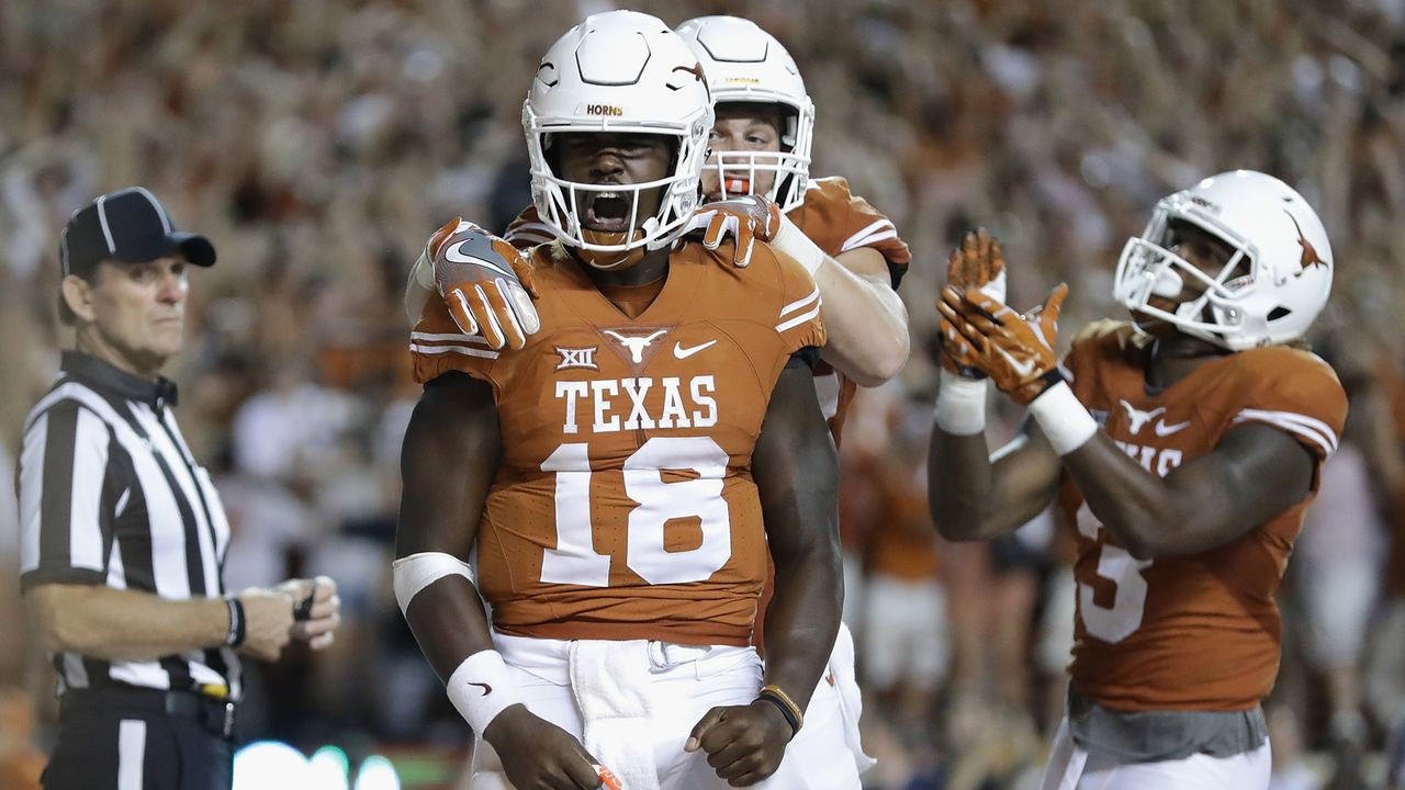 9. Texas Longhorns - Bildquelle: 2016 Getty Images