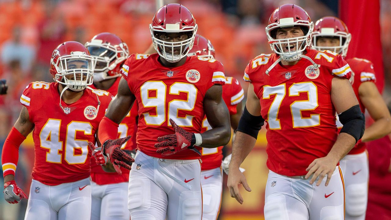 Kansas City Chiefs - Bildquelle: imago/Icon SMI