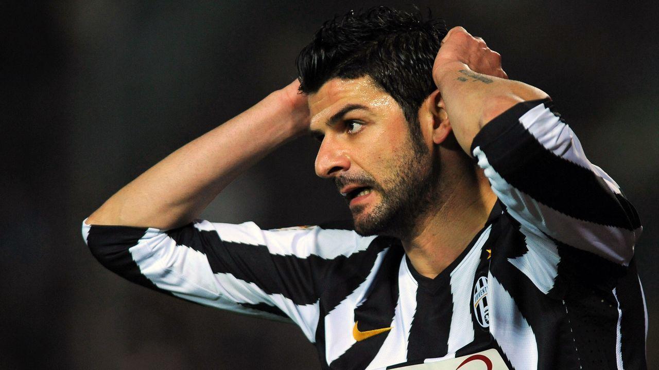 Vincenzo Iaquinta (Unerlaubter Waffenbesitz) - Bildquelle: 2010 Getty Images