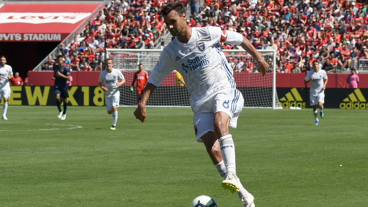 Angriff - Chris Wondolowski (von Orlando-Coach James O'Connor nominiert) - Bildquelle: 2018 Getty Images