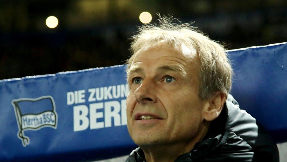 Bedauert die Aufregung um ein Training: Jürgen Klinsmann - Bildquelle: PIXATHLONPIXATHLONSID