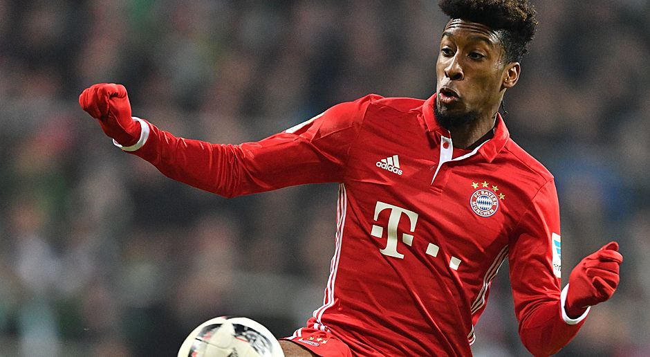 Kingsley Coman - Bildquelle: Getty