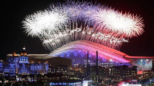 Olympia Eröffnungsfeier 2019