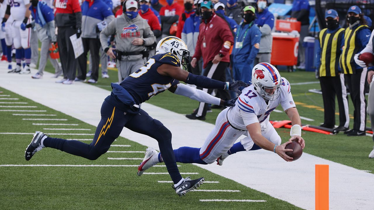 Platz 2: Buffalo Bills (13-3) - Bildquelle: Getty Images