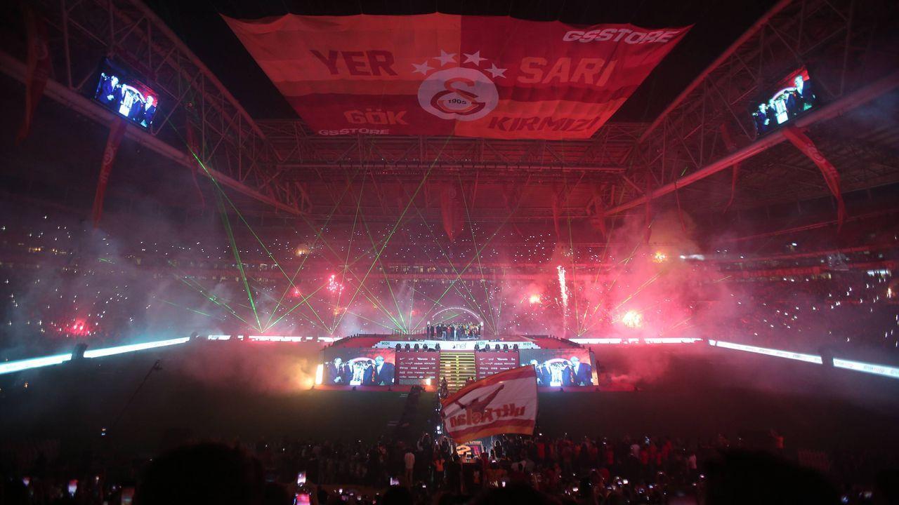 5. Platz: Turk Telekom Stadium, Istanbul - Bildquelle: imago/Depo Photos