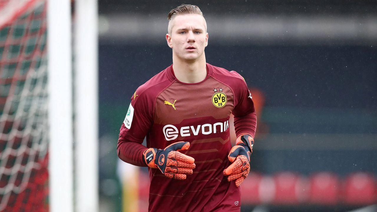 Luca Unbehaun (Borussia Dortmund) - Bildquelle: imago images / Picture Point LE