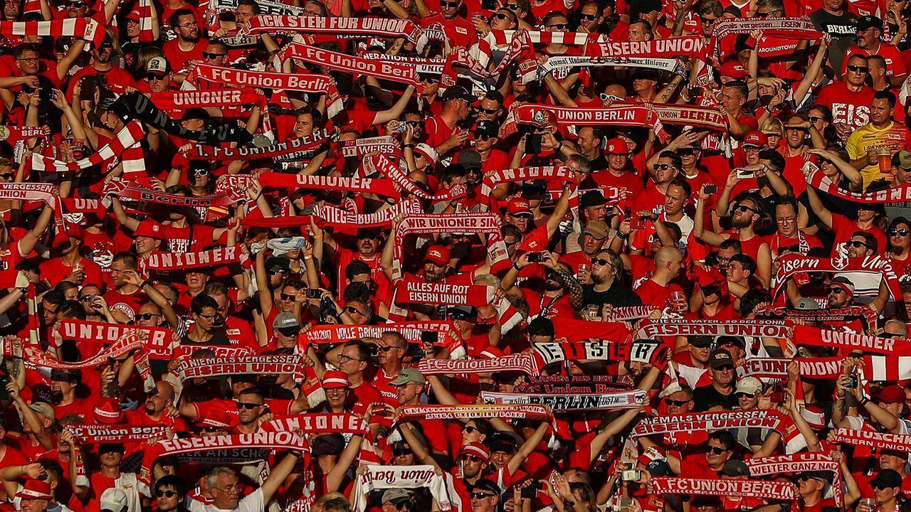 1. FC Union Berlin - Bildquelle: 2019 Getty Images