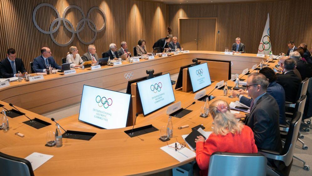 IOC fordert Herausgabe der Originaldaten - Bildquelle: AFPSIDFABRICE COFFRINI
