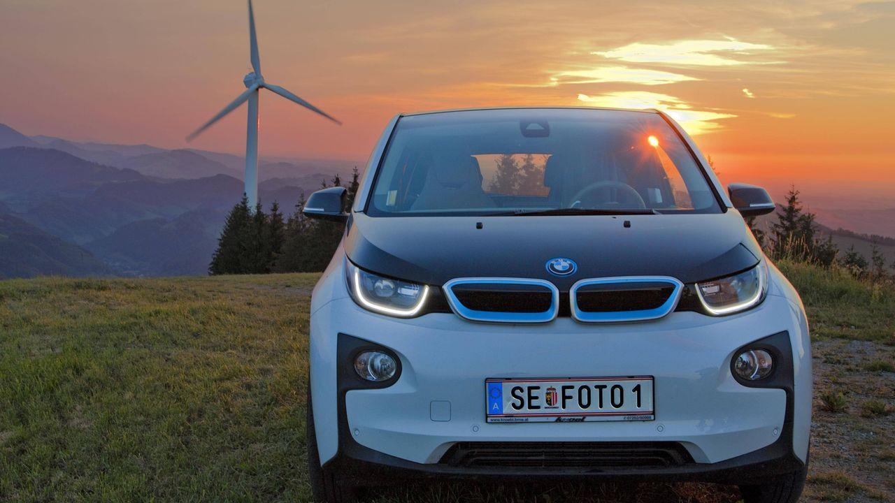 BMW i3 - Bildquelle: imago/imagebroker