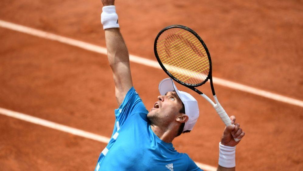 Für Mischa Zverev sind die French Open bereits beendet - Bildquelle: AFPSIDMartin BUREAU