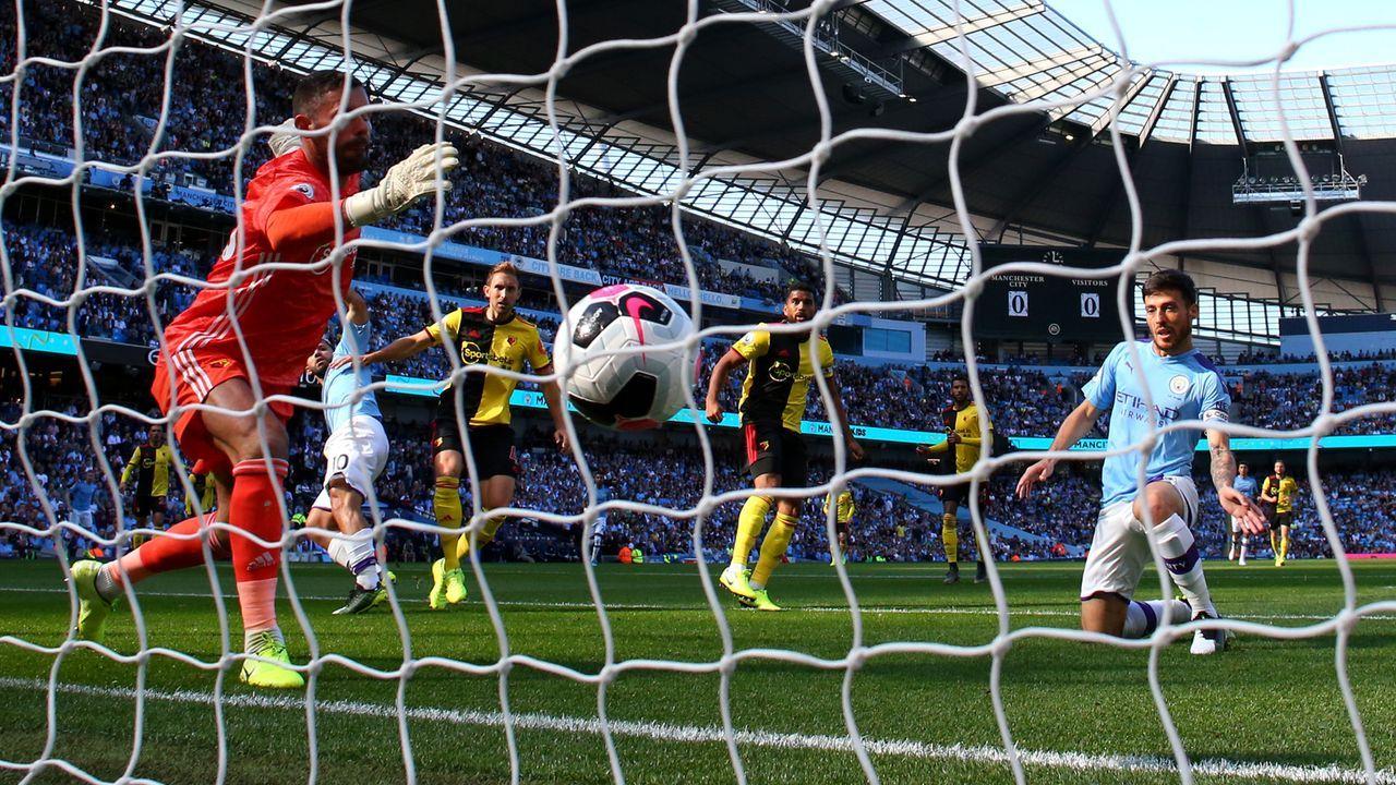 David Silva mit dem schnellsten Premier-League-Tor der Saison - Bildquelle: 2019 Getty Images