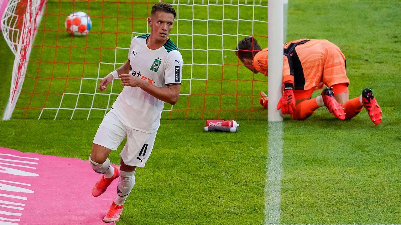 Hannes Wolf (Borussia Mönchengladbach) - Bildquelle: imago
