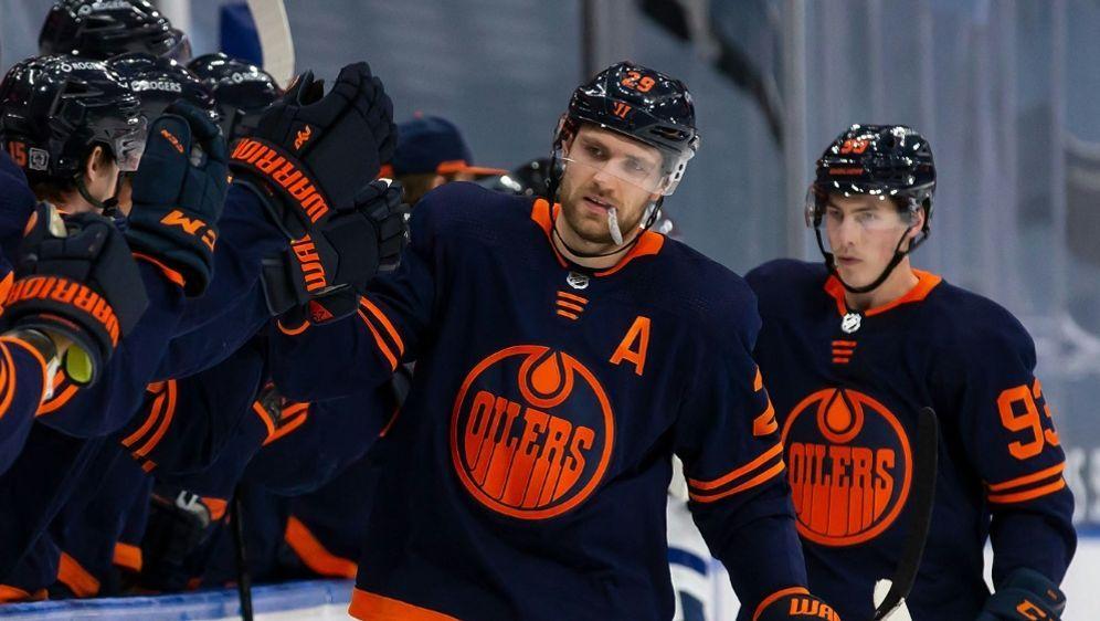 Eishockeystar Leon Draisaitl erklärt sein Erfolgsrezept - Bildquelle: AFPGETTYSIDCODIE MCLACHLAN