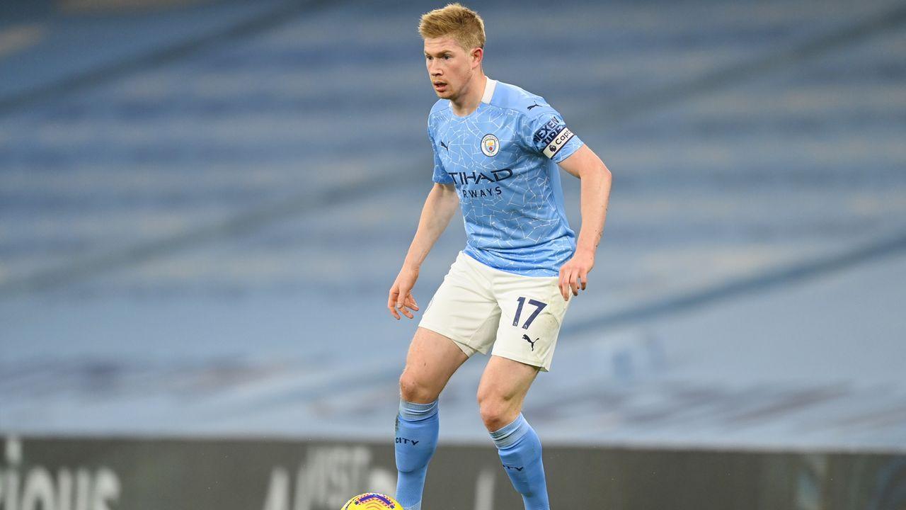 Mittelfeld: Kevin De Bruyne (Manchester City) - Bildquelle: 2020 Getty Images