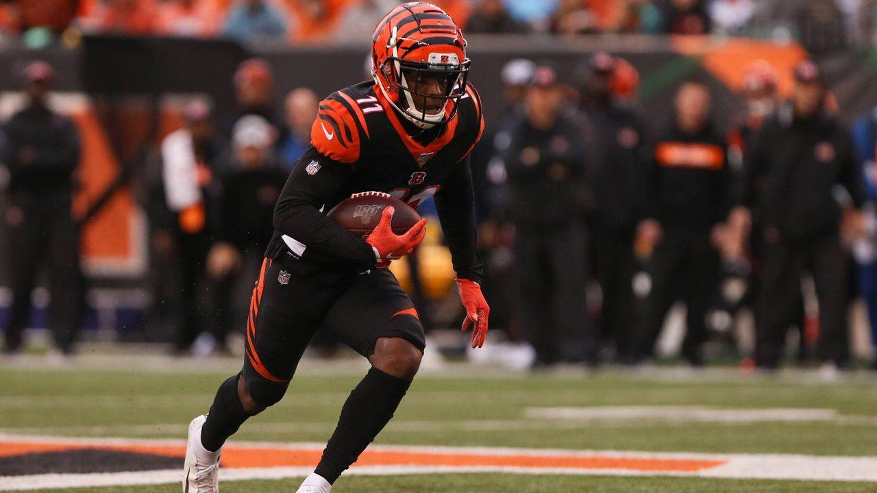 John Ross (Cincinnati Bengals) - Bildquelle: imago