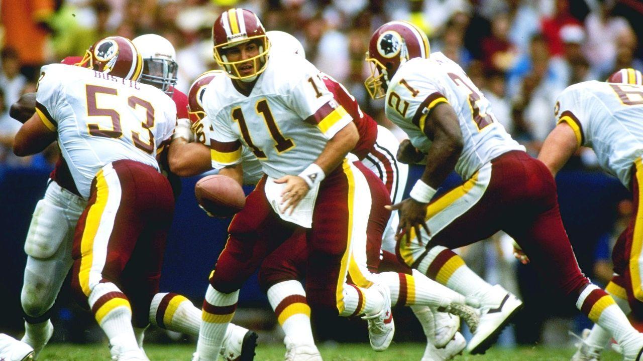 Washington Redskins: 11 Siege (1991) - Bildquelle: imago