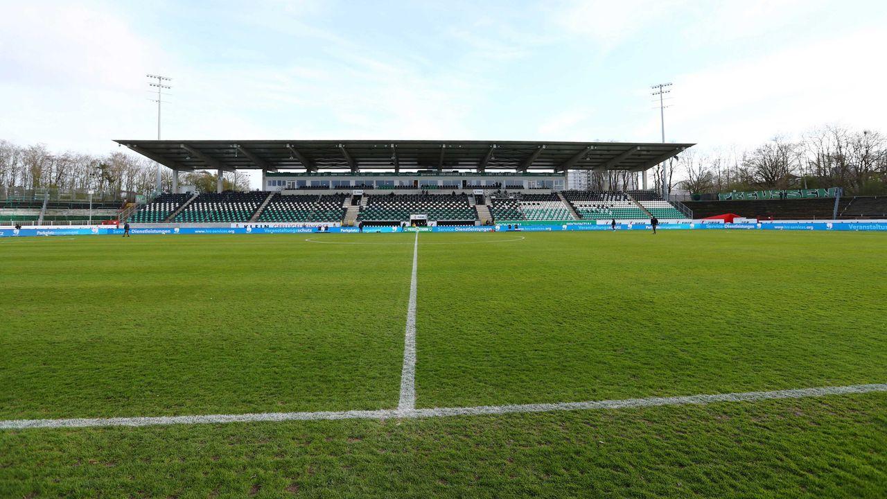Preußen Münster - VfL Wolfsburg - Bildquelle: imago images/Thomas Bielefeld