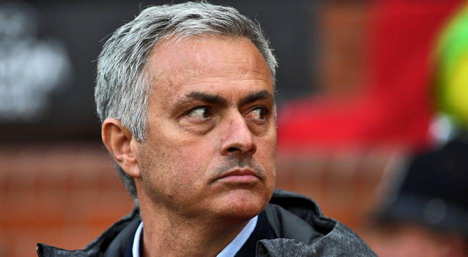 Jose Mourinho - Bildquelle: 2017 Getty Images