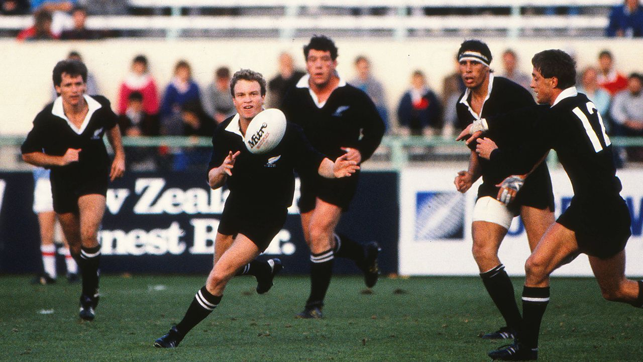 Neuseeland 1987 - Bildquelle: imago/Colorsport