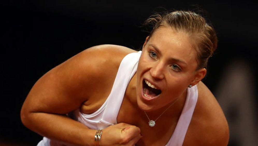 Sie will das deutsche Fed-Cup-Team in Brisbane gegen Australien nach 1992 zu... - Bildquelle: Getty