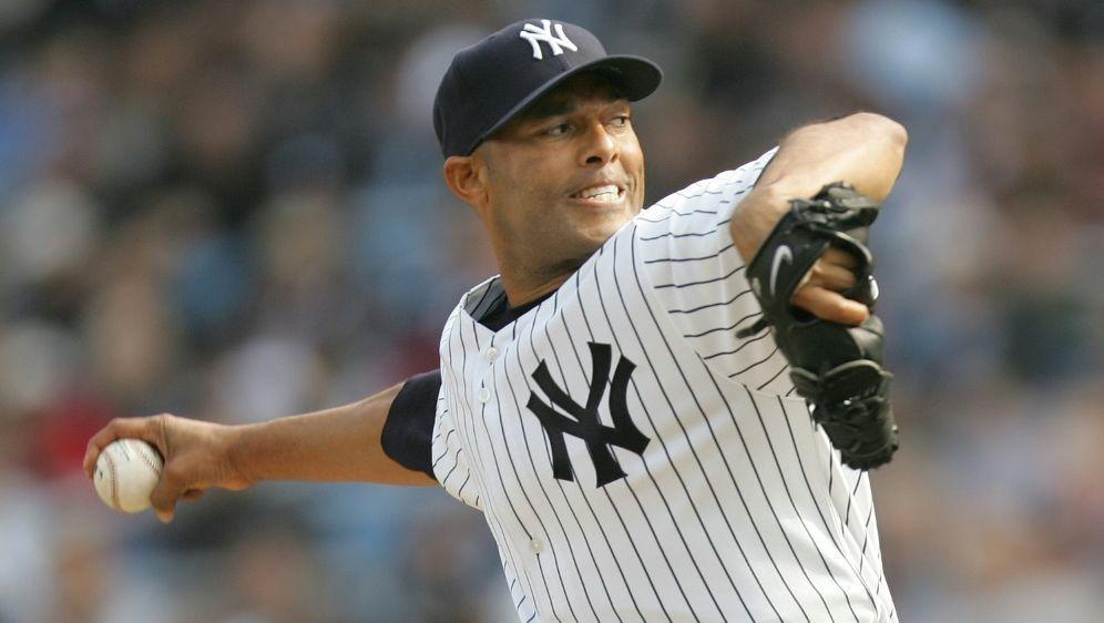 Spielte 17 Jahre für die Yankees: Mariano Rivera - Bildquelle: PIXATHLONPIXATHLONSID