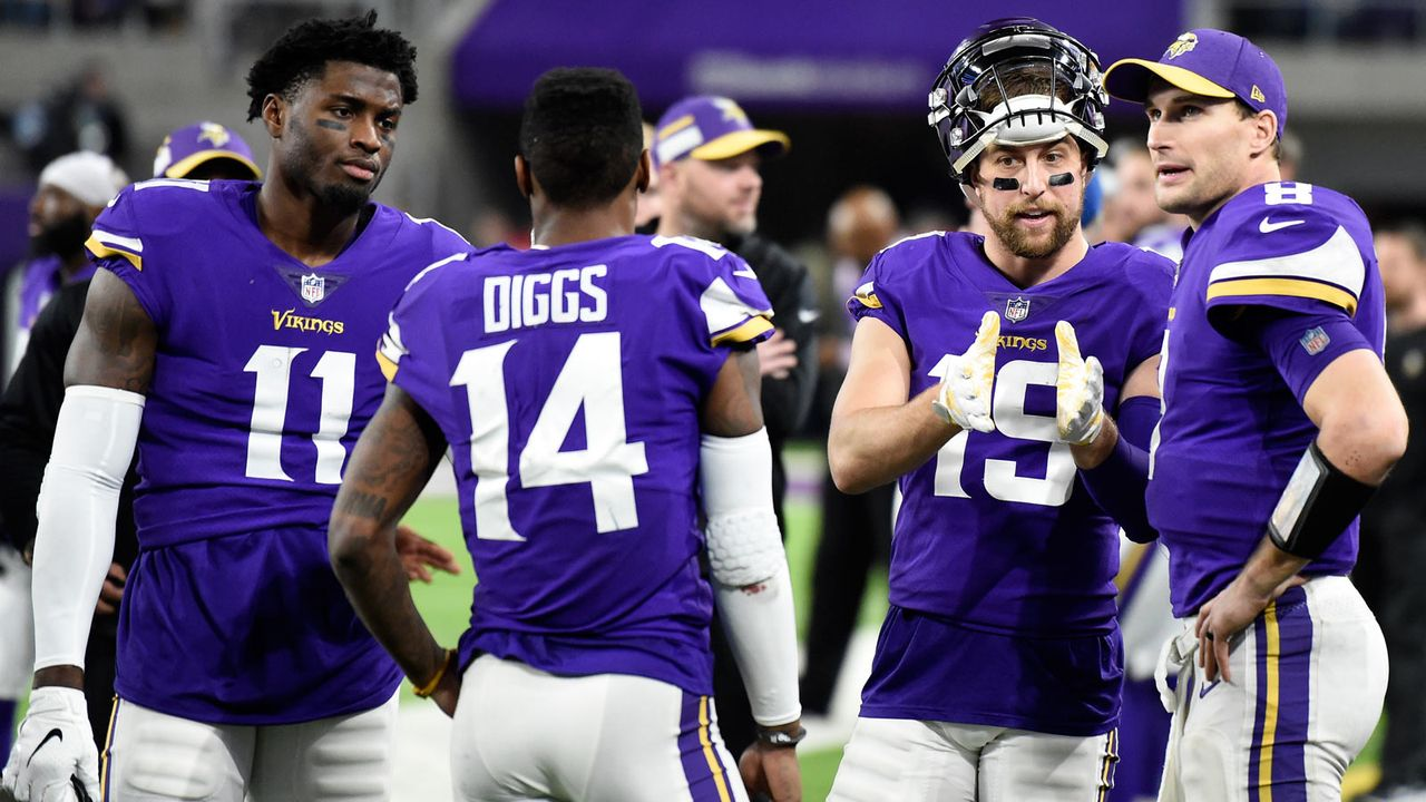 Minnesota Vikings: 8 Picks - Bildquelle: 2018 Getty Images