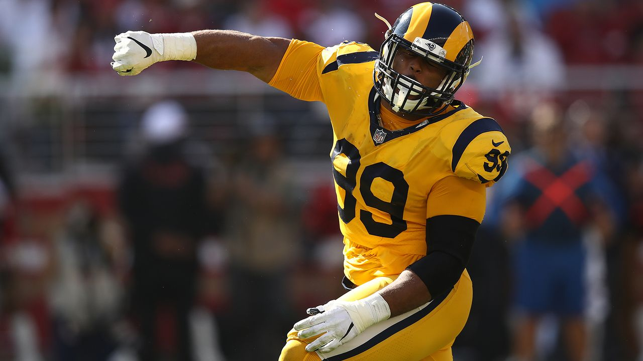 Aaron Donald (Los Angeles Rams) - Bildquelle: 2018 Getty Images
