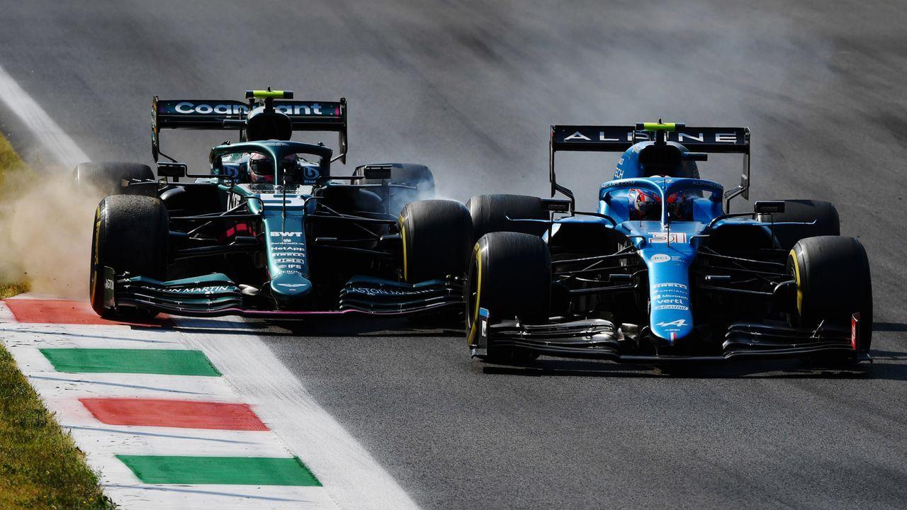 Verlierer: Sebastian Vettel - Bildquelle: 2021 Getty Images