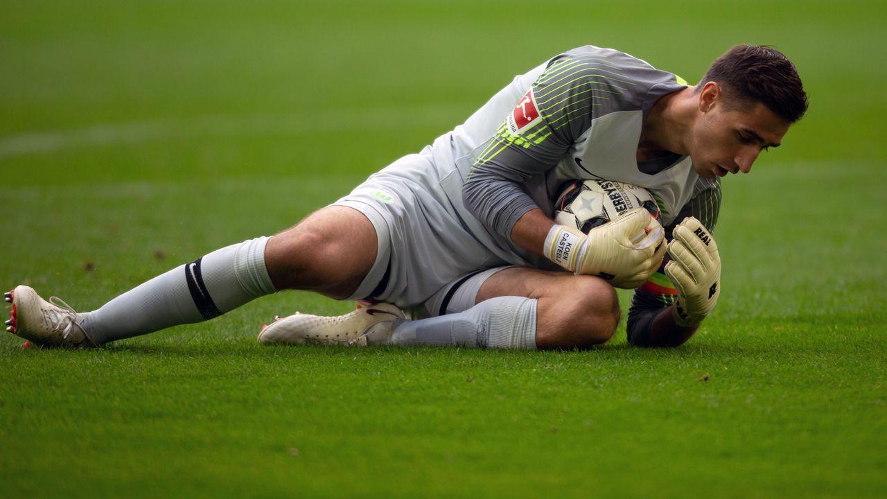 Koen Casteels (VfL Wolfsburg) - Bildquelle: 2018 Getty Images