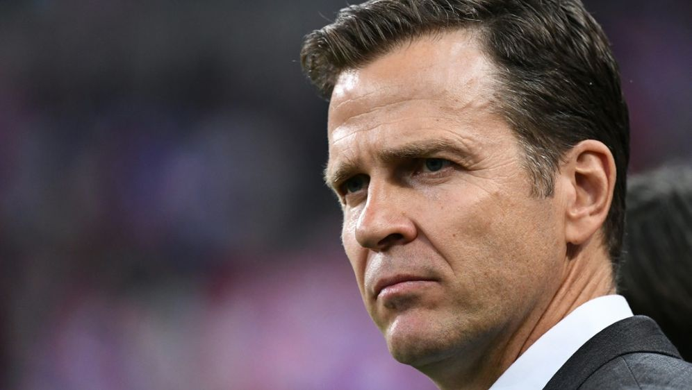 Bierhoff sieht eine positive Entwicklung des DFB-Teams - Bildquelle: AFPSIDANNE-CHRISTINE POUJOULAT