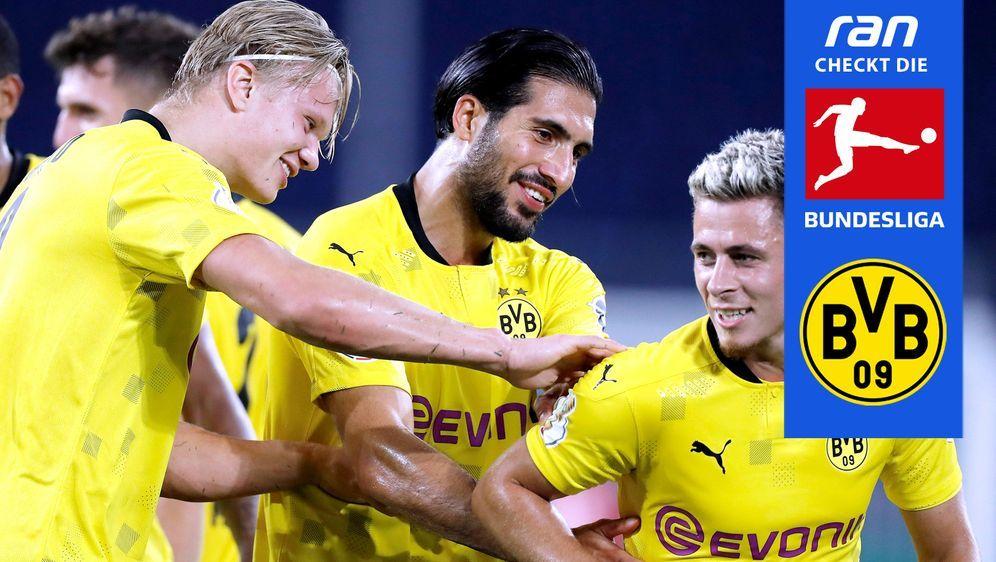 Kann der BVB den Angriff auf die Meisterschaft wagen? - Bildquelle: imago images / Laci Perenyi